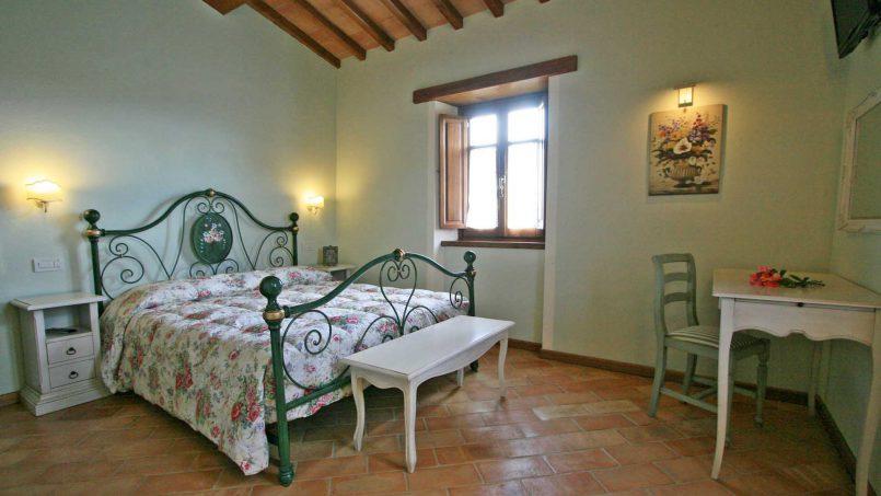Stone farmhouse Villa Simpatia Tuscany Bibbiena 62