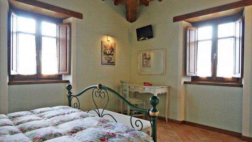 Stone farmhouse Villa Simpatia Tuscany Bibbiena 63