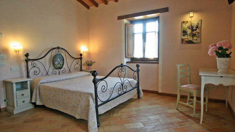 Stone farmhouse Villa Simpatia Tuscany Bibbiena 70