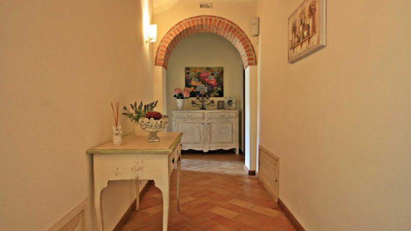 Stone farmhouse Villa Simpatia Tuscany Bibbiena 73