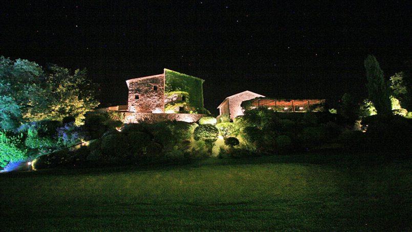 Stone farmhouse Villa Montebello Tuscany Montalcinello 65