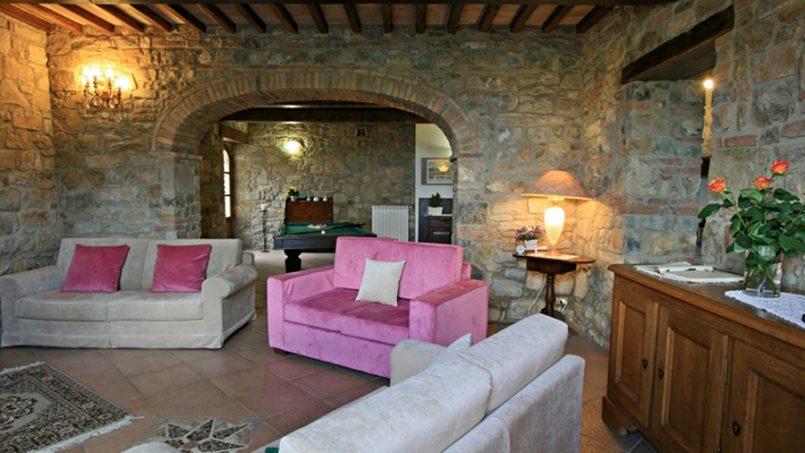 Hillside Villa Toscana Tuscany Radicondoli 10