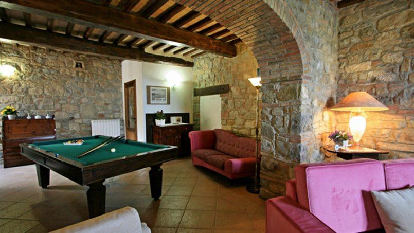 Hillside Villa Toscana Tuscany Radicondoli 11