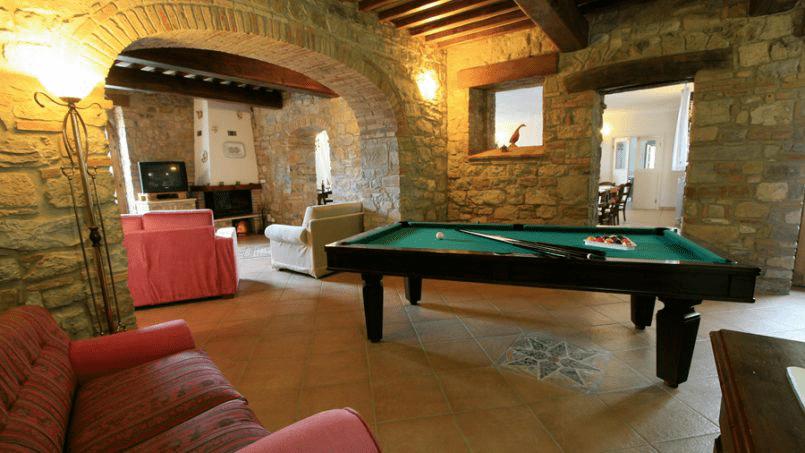 Hillside Villa Toscana Tuscany Radicondoli 12