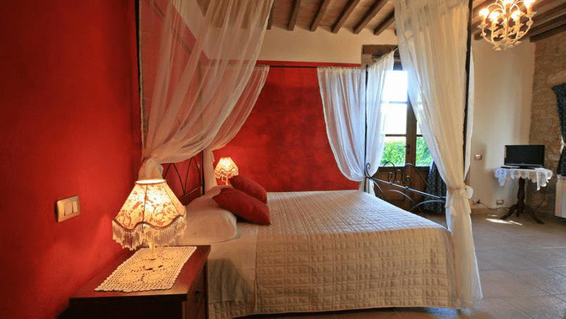 Hillside Villa Toscana Tuscany Radicondoli 20