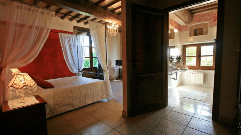 Hillside Villa Toscana Tuscany Radicondoli 21