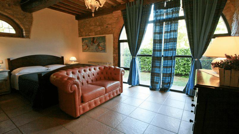 Hillside Villa Toscana Tuscany Radicondoli 28