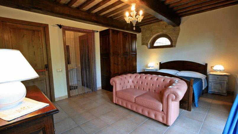 Hillside Villa Toscana Tuscany Radicondoli 29