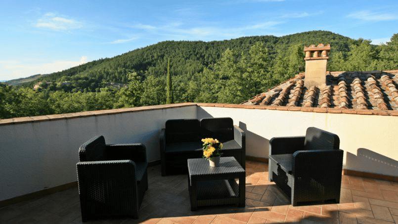 Hillside Villa Toscana Tuscany Radicondoli 37