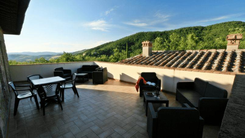 Hillside Villa Toscana Tuscany Radicondoli 40