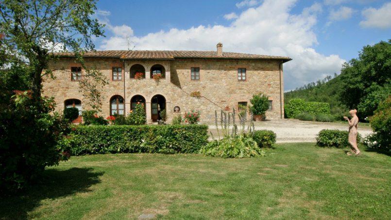 Hillside Villa Toscana Tuscany Radicondoli 47