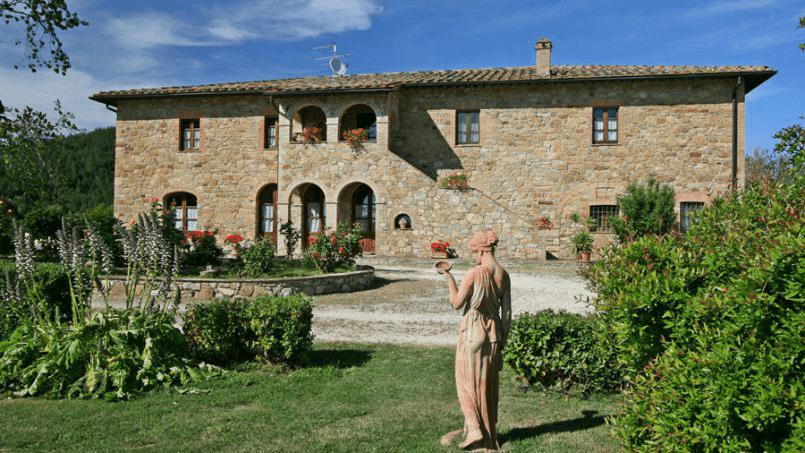Hillside Villa Toscana Tuscany Radicondoli 49
