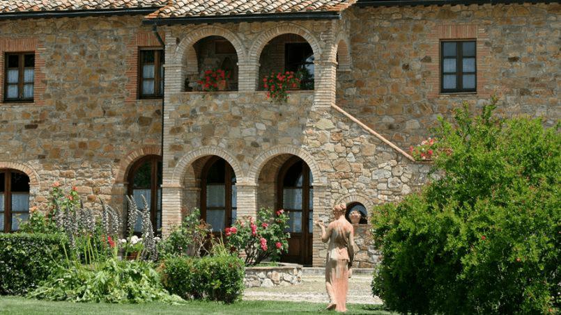 Hillside Villa Toscana Tuscany Radicondoli 50