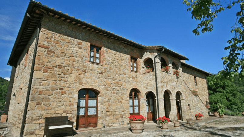 Hillside Villa Toscana Tuscany Radicondoli 52