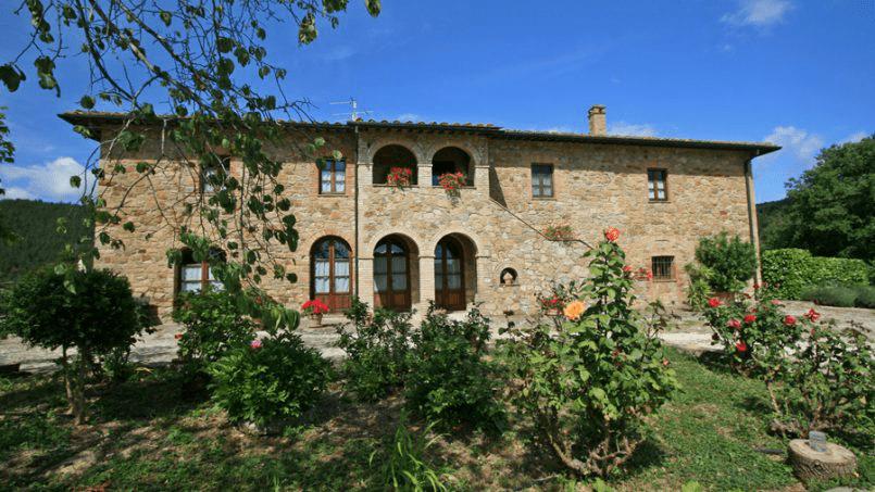 Hillside Villa Toscana Tuscany Radicondoli 53