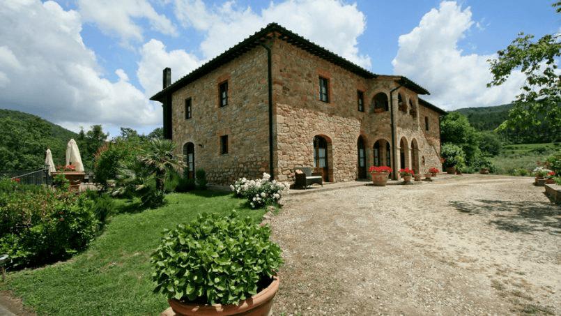 Hillside Villa Toscana Tuscany Radicondoli 54