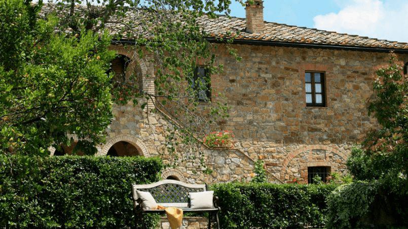 Hillside Villa Toscana Tuscany Radicondoli 55
