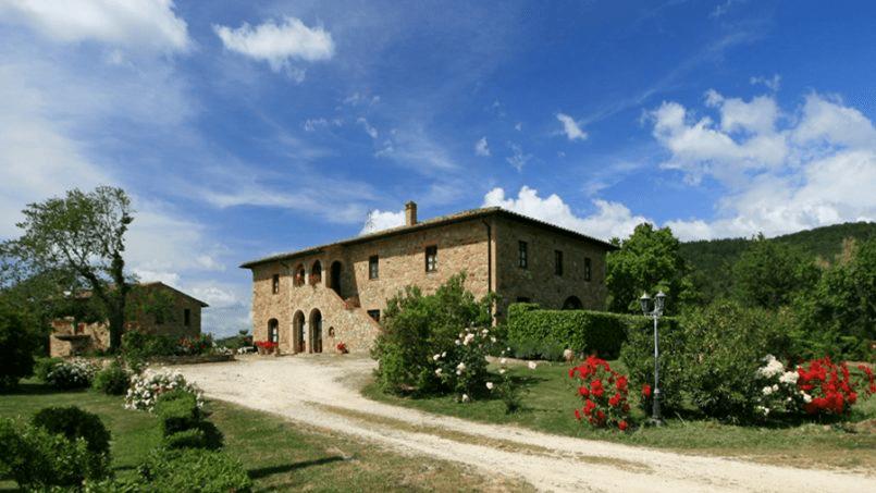 Hillside Villa Toscana Tuscany Radicondoli 56