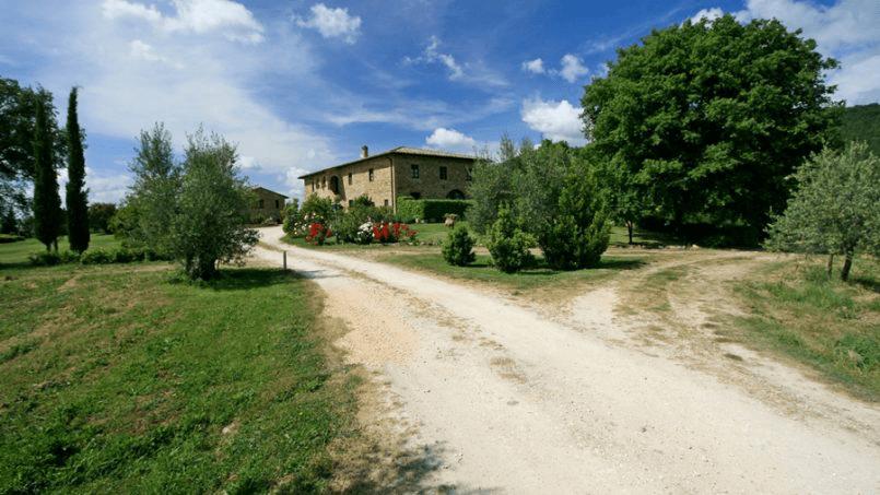Hillside Villa Toscana Tuscany Radicondoli 57