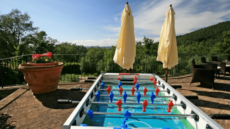 Hillside Villa Toscana Tuscany Radicondoli 6
