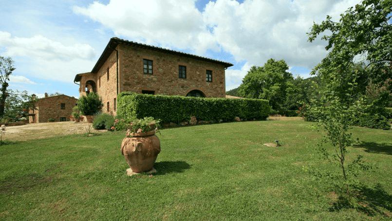 Hillside Villa Toscana Tuscany Radicondoli 60