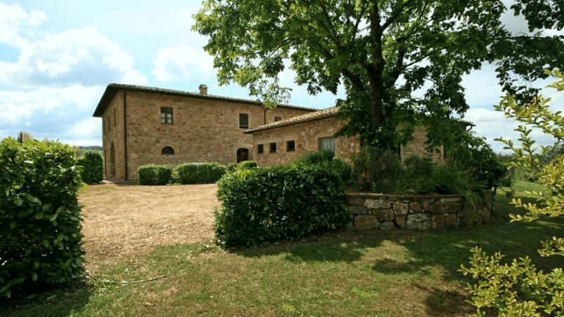 Hillside Villa Toscana Tuscany Radicondoli 61