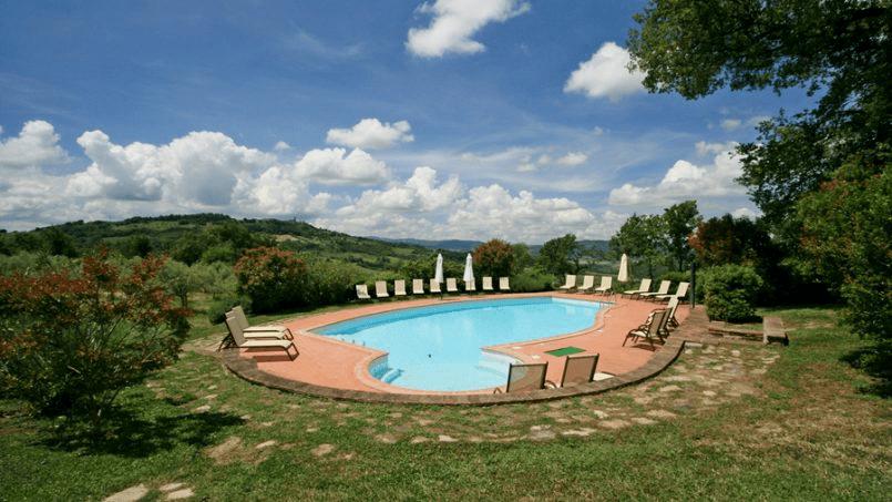 Hillside Villa Toscana Tuscany Radicondoli 62