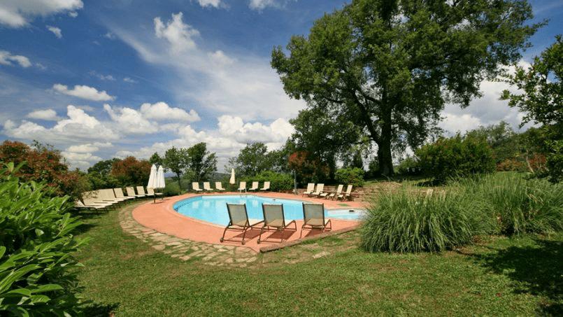 Hillside Villa Toscana Tuscany Radicondoli 63