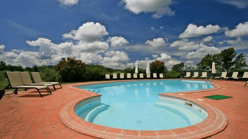 Hillside Villa Toscana Tuscany Radicondoli 64