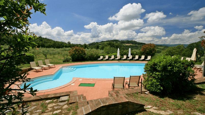 Hillside Villa Toscana Tuscany Radicondoli 66