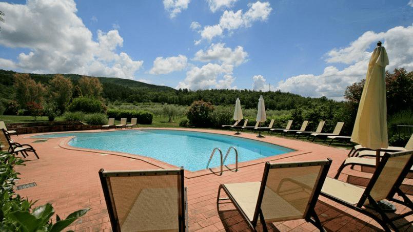 Hillside Villa Toscana Tuscany Radicondoli 67