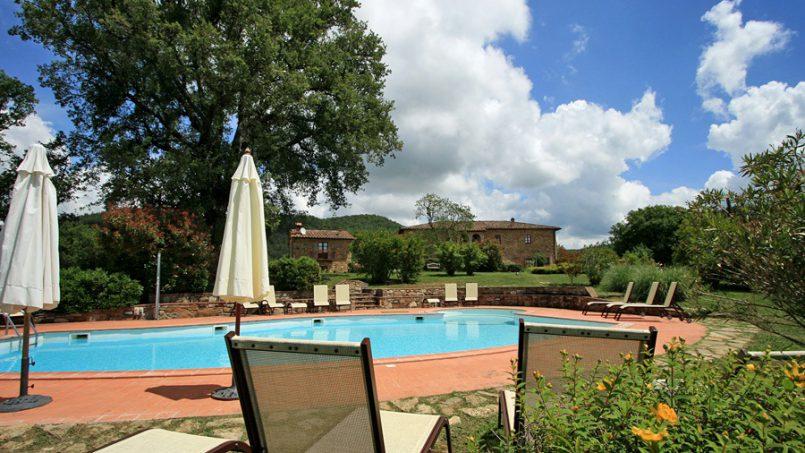 Hillside Villa Toscana Tuscany Radicondoli 70