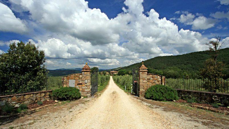 Hillside Villa Toscana Tuscany Radicondoli 79