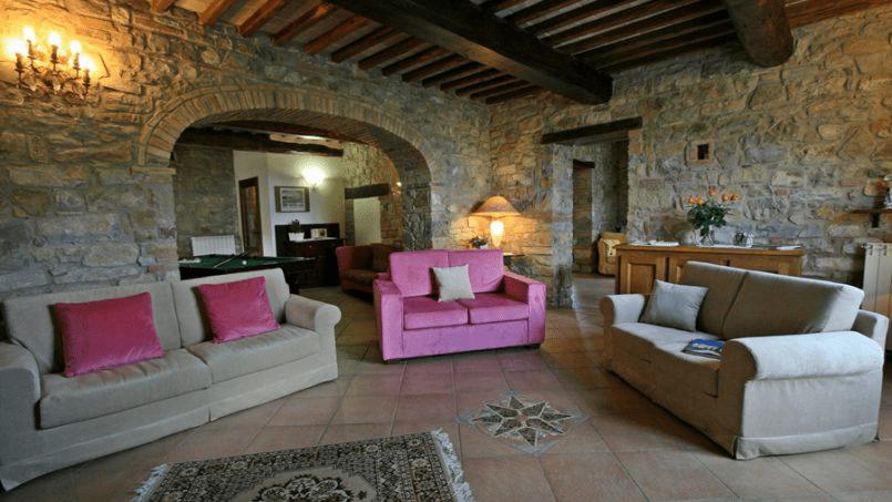 Hillside Villa Toscana Tuscany Radicondoli 9