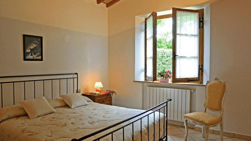 Farmhouse Casa Panoramica Tuscany Siena 107