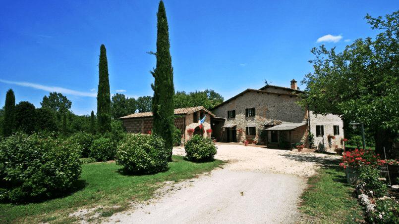 Farmhouse Santa Lucia Tuscany San Gimignano 11