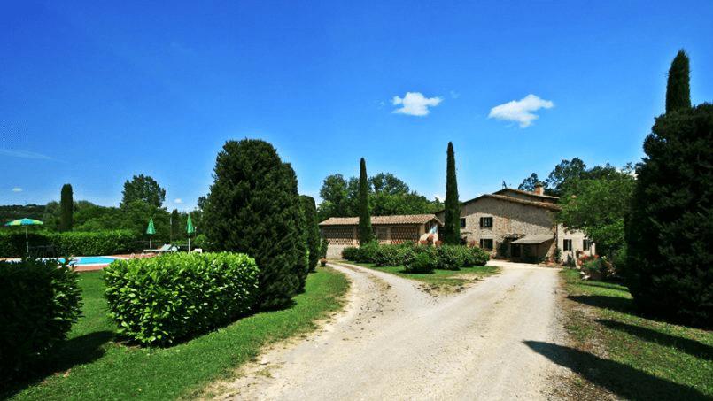 Farmhouse Santa Lucia Tuscany San Gimignano 12