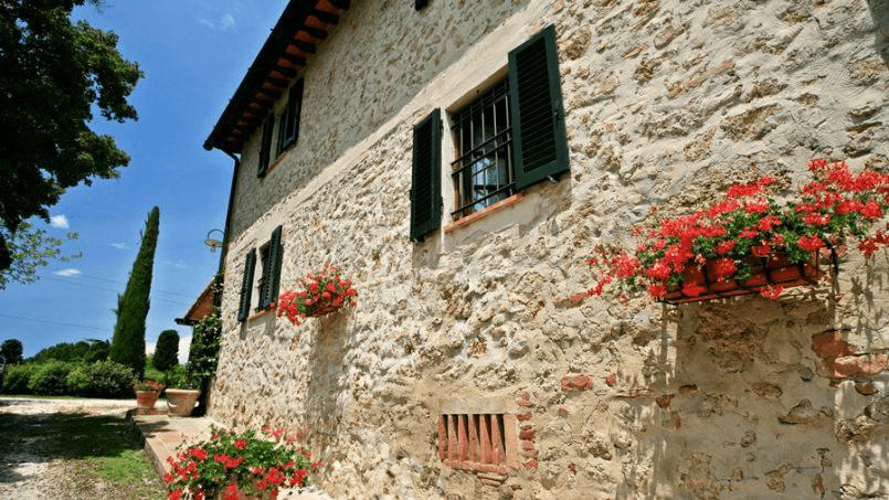 Farmhouse Santa Lucia Tuscany San Gimignano 14