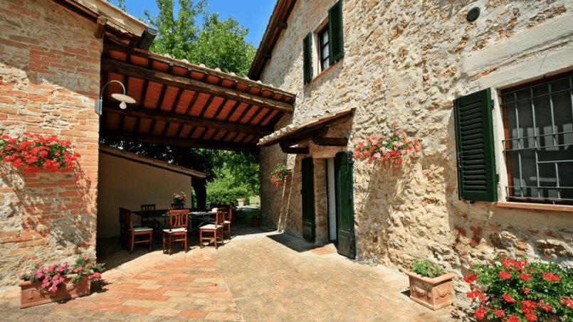 Farmhouse Santa Lucia Tuscany San Gimignano 15