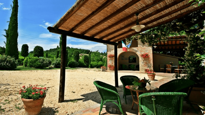 Farmhouse Santa Lucia Tuscany San Gimignano 17