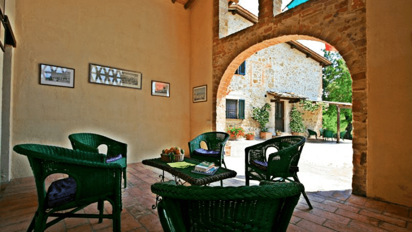 Farmhouse Santa Lucia Tuscany San Gimignano 18