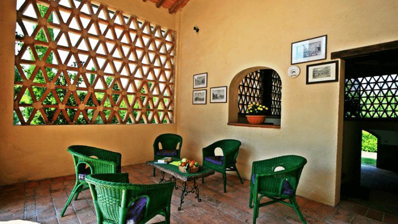 Farmhouse Santa Lucia Tuscany San Gimignano 19