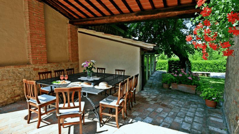 Farmhouse Santa Lucia Tuscany San Gimignano 21