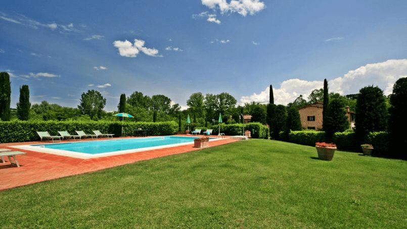 Farmhouse Santa Lucia Tuscany San Gimignano 25