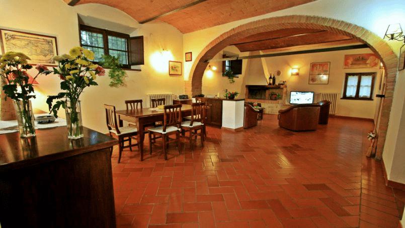 Farmhouse Santa Lucia Tuscany San Gimignano 29
