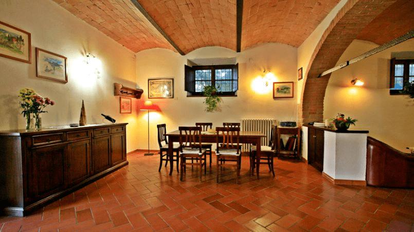 Farmhouse Santa Lucia Tuscany San Gimignano 30