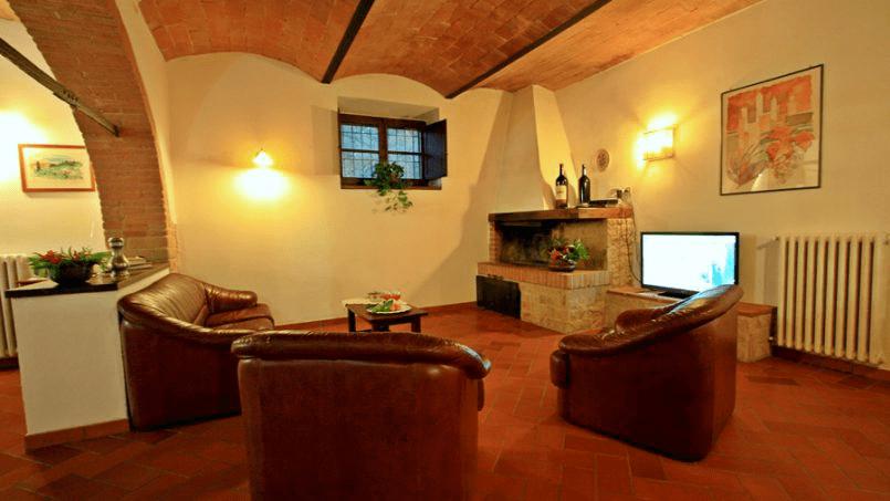 Farmhouse Santa Lucia Tuscany San Gimignano 31