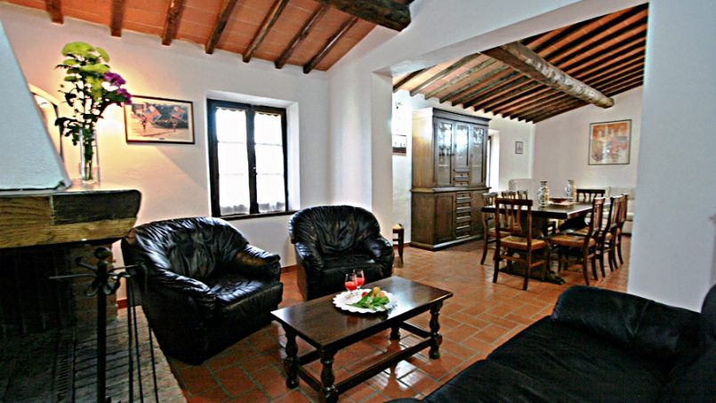 Farmhouse Santa Lucia Tuscany San Gimignano 34
