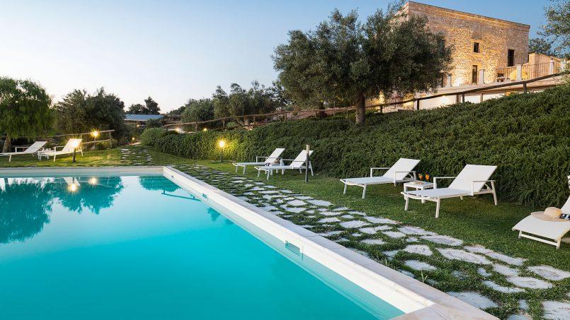 Country Villa Bel Tramonto Sicily Ragusa 35