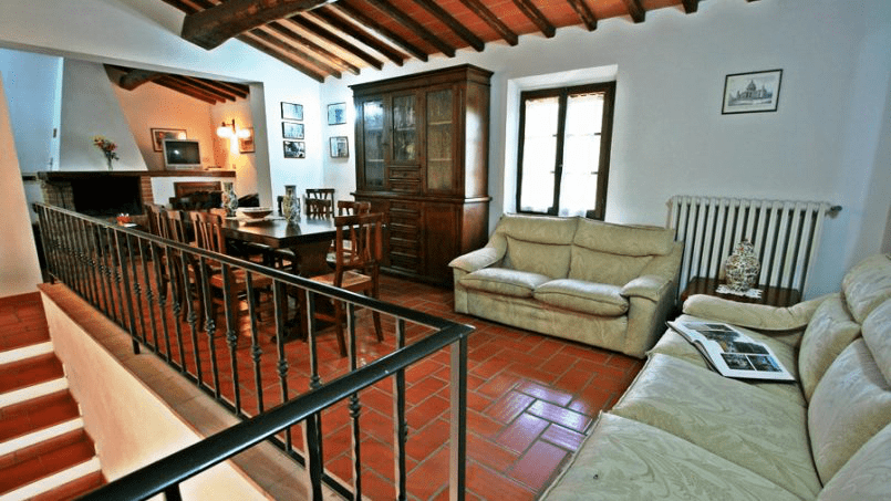 Farmhouse Santa Lucia Tuscany San Gimignano 35
